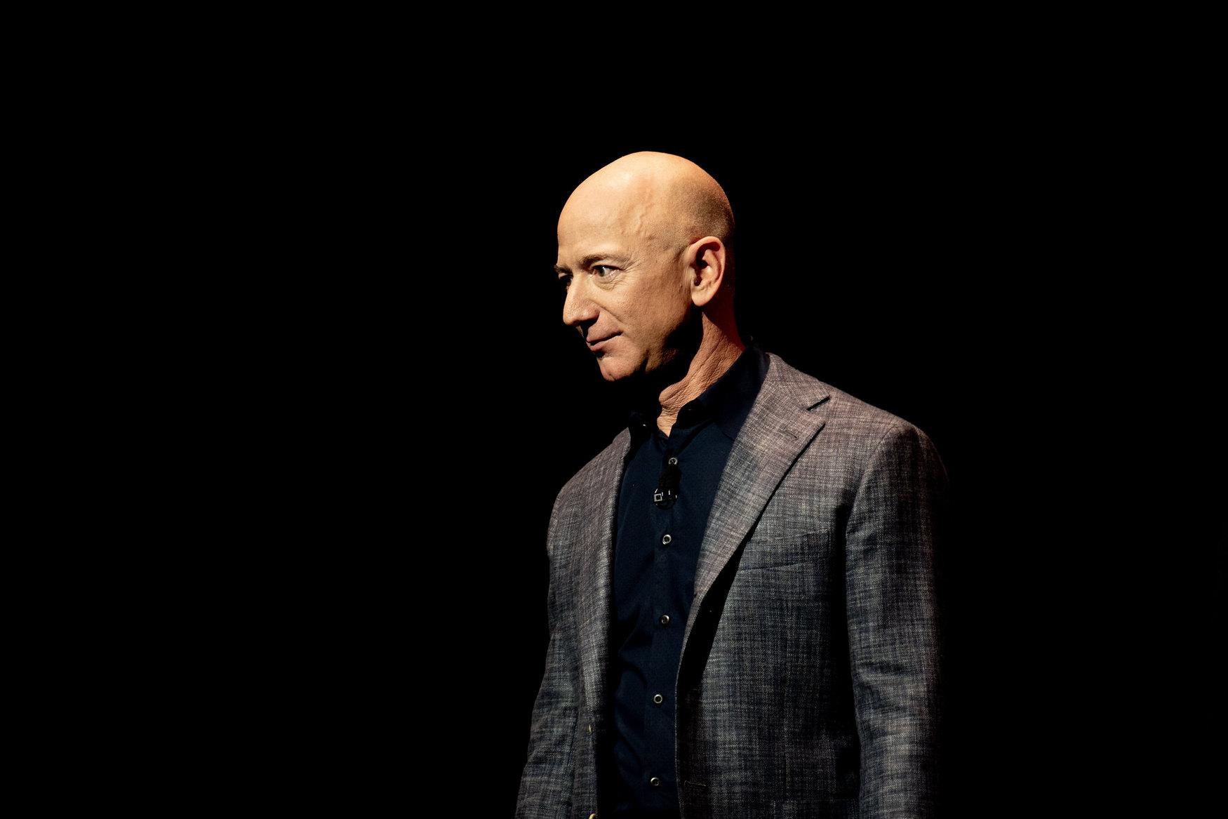Jeff Bezos's Blue Origin flight for $28m