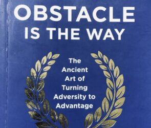 the obstacle is the way summary